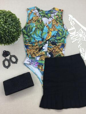 divinadivamodafeminina.com.br body com bojo azul floral com tigrado frente transpassada