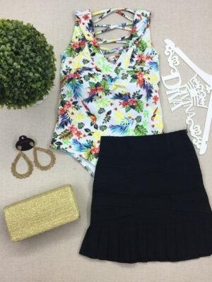 divinadivamodafeminina.com.br body com bojo floral branco e amarelo detalhe trancado atras