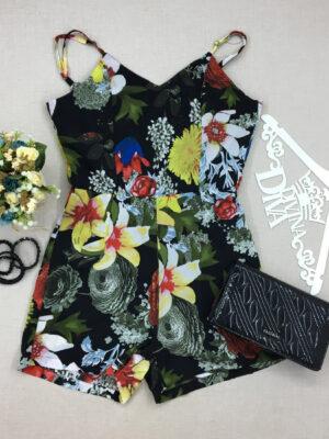 divinadivamodafeminina.com.br macacao preto floral com amarracao nas costas